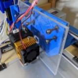 『自作3Dプリンター 作り方②~細かい所とパーツ集め~』の画像