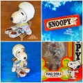 【月面着陸50周年記念】IDEAL Astronaut Snoopy Rag-Doll