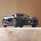 『ダイソー ウイングレーシングカー フェラーリ風』の画像