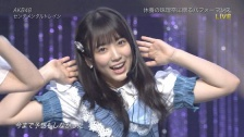【AKB48】THE MUSIC DAY2018「センチメンタルトレイン」披露 キャプチャまとめ
