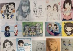 【乃木坂46】乃木坂46時間TVに送られたイラスト紹介!秀逸なイラスト多数!!