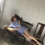 『【乃木坂46】この美脚・・・西野七瀬『BUBKA8月号』オフショット画像が公開!!!』の画像