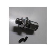 ハーレーのエキゾーストスタッドボルト応急修理方法(Ver2)
