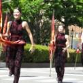 2013年横浜開港記念みなと祭国際仮装行列第61回ザよこはまパレード その85(ザ・ヨコハマスカウツドラム&ビューグルコー/ヨコハマリトルメジャレッツ)の4
