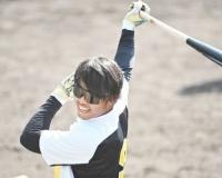 【阪神】高山俊がつけてるサングラス