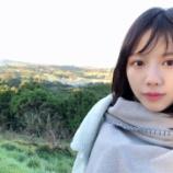 『『1st写真集』発売への想いを綴った渡邉美穂のブログが泣けると話題に!』の画像