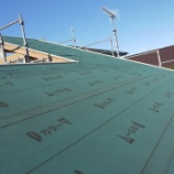 『続! 週末住宅建築日記 その11 夷隅もルーフィング完了です。』の画像