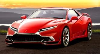 例のコピペで有名な三菱 GTO が フェアレディZ との兄弟車として復活!?