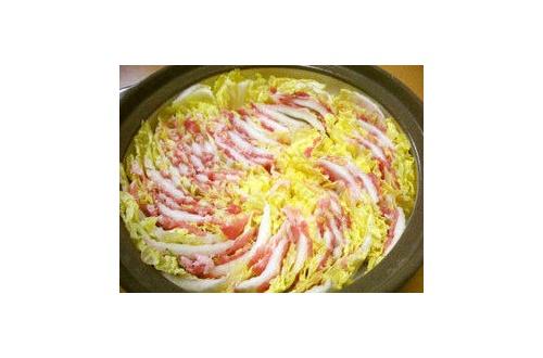 豚肉を白菜で挟んだだけの鍋wwwwwwwwwwwwwのサムネイル画像