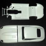 ラジコン水中模型とル・マンの車