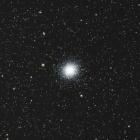 『北天最大の球状星団(M13)』の画像