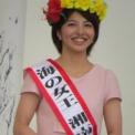 2014年湘南江の島 海の女王&海の王子コンテスト その56(海の女王・海の王子2013)の5(荒川千登勢)