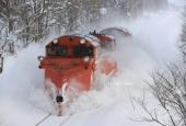 『2021/2/7運転 宗谷本線排雪列車(下り)』の画像
