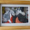 四年近く浮世絵のシャドーボックス制作を続けてまいりましたが…