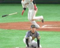 【阪神】高橋 六回途中5失点で無念のKO リード守り切れず…。