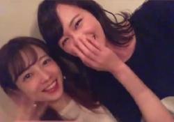 うおおおおおお! 斉藤優里×永島聖羅、まるで美人姉妹のような動画がコチラ。。。