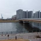 『爺さんぽ「隅田川編」その8 千住汐入大橋から水神橋』の画像