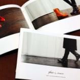 『ショセ 初の写真集風のカタログ 初回分限定6部を差し上げます。』の画像