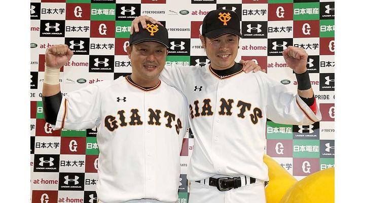【 動画 】ヒーローインタビュー時の巨人・村田&亀井のやりとりが可愛すぎるwww