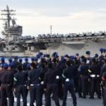 日本人がツイート「空母ロナルド・レーガン 日本に下さい」⇒ 在日米海軍司令部「やだ。」