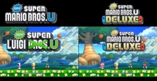 『New スーパーマリオブラザーズ U』、Switch版とWii Uの違いを比較した映像が公開!