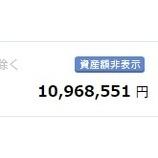 """『""""1週間""""で資産額が93万円拡大したよ!』の画像"""