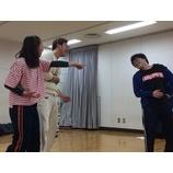 『たのしかった稽古と関西演劇祭のハケ裏 村上』の画像
