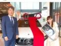 【悲報】中川翔子さん「ついにベンツが納車」カギがデカすぎんだろ…(画像あり)