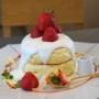 【東京 原宿・明治神宮前】 レインボーパンケーキ RAINBOWPANCAKE バラ香るいちごみるくパンケーキ