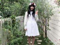【欅坂46】上村莉菜の妖精すぎるオフショットが公開!!!