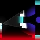 光を利用して進むアクションパズル Light Wanderer