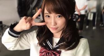 元AKB48川栄李奈、セーラー服×ツインテール姿公開でファン悶絶「かわえええええ」絶賛の声