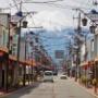 【山梨】 富士山×商店街が見たい!@富士吉田市
