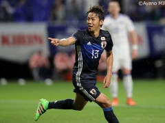 【 速報動画 】日本代表3点目!浅野がPKゲット!清武が落ち着いて決めて3-0!