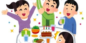 嫁の誕生日に息子と娘とこっそり準備して待機。帰宅した嫁に3人で「おたんじょうびおめでとー!!」→嫁ポカーンとした後号泣ww