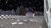 さっそく雪採取