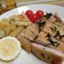 香草ローストチキンの作り方。 鶏肉のハーブ焼きのレシピ