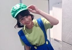 可愛い! 元気な笑顔の北野日奈子ルイージwwwww