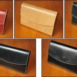 『<11月25日>K.T.ルイストンからラフコードバン仕様の三つ折り財布が5カラー入荷』の画像