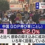 """『【驚愕】中国のGDP """"2028年 アメリカ上回り世界1位""""へ!個人投資家は儲けたいなら中国株を買うべきか』の画像"""