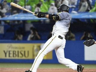 阪神・大山、今季5度目の3安打!前の2試合の無安打からお目覚め