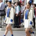 2015年 第42回藤沢市民まつり その71(南口大パレード/鎌倉女子大学中・高等部マーチングバンド)