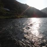 『【仁淀川友釣り日記 その20】9月最後の漁行』の画像