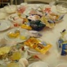 #中国#食料不足現実味! 10人で注文9皿迄!