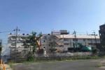 三菱UFJ銀行の建物が跡形もなくなっている!6月から解体工事が始まり8月には建物が無くなってた。