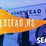 『【WGI】シンバル必見! 2019年ホームステッド高校・シンバルライン『オハイオ州デイトン』大会本番前動画です!』の画像