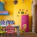 『あこがれる!カラフルなキッチン画像集』の画像
