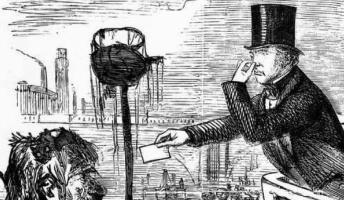 【悲劇】クサッ…1858年『ロンドン大悪臭』の事実と背景
