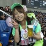 野球女子「球場のビール売り子、廃止したほうがいい。球場がキャバクラ化してる・・・」