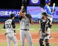 阪神 松田は苦いプロ初先発…2回3失点で無念の降板